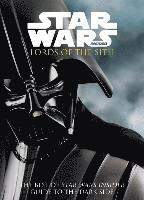 bokomslag Star wars - lords of the sith - guide to the dark side