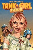 bokomslag Tank girl - gold