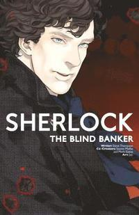 bokomslag Sherlock - the blind banker