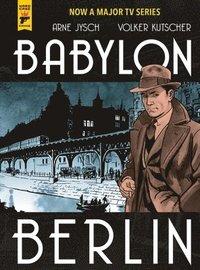 bokomslag Babylon Berlin