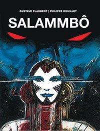 bokomslag Salammbo