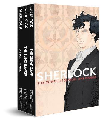 bokomslag Sherlock Series 1 Boxed Set