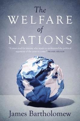 bokomslag Welfare of nations