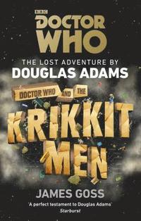 bokomslag Doctor Who and the Krikkitmen