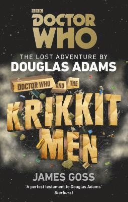 bokomslag Doctor Who and the Krikkitmen