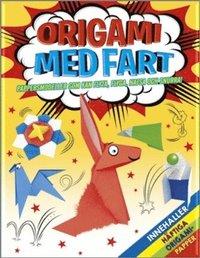 bokomslag Origami med fart