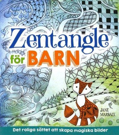 bokomslag Zentangle för barn