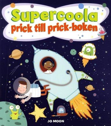 bokomslag Supercoola prick-till-prick boken
