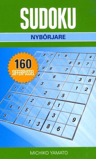 bokomslag Sudoku Nybörjare Grön