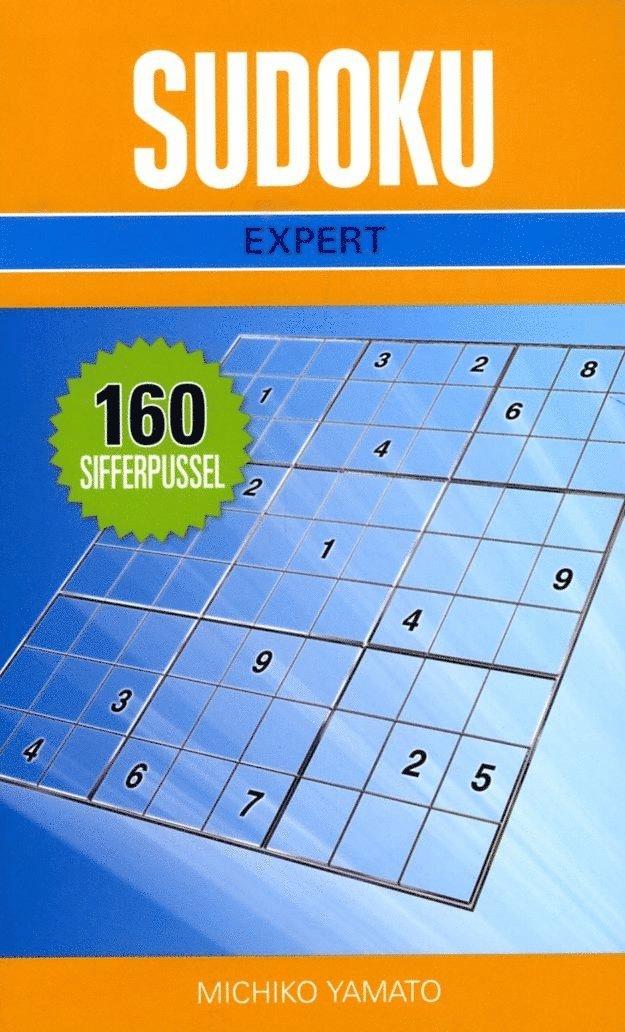 Sudoku Expert Guld 1