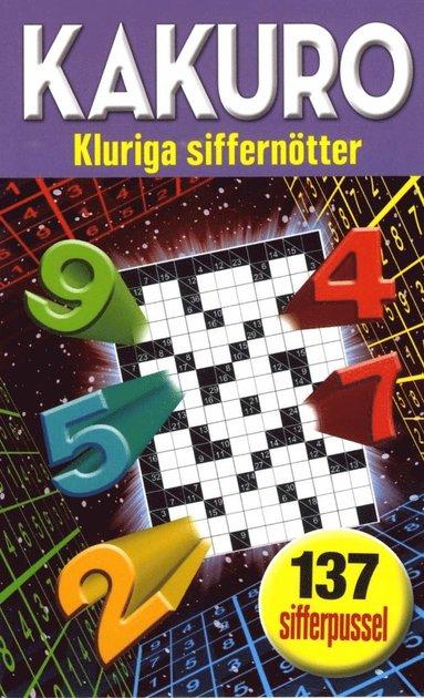 bokomslag Kakuro : kluriga siffernötter