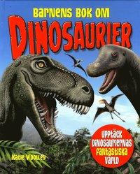 bokomslag Barnens bok om dinosaurier