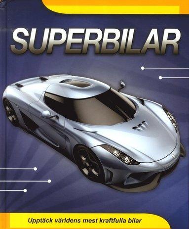 bokomslag Superbilar