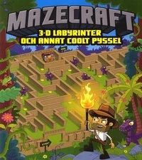 bokomslag Mazecraft : 3-D labyrinter och annat coolt pyssel