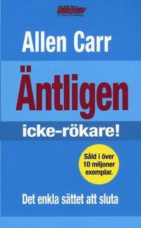 bokomslag Äntligen icke-rökare! : det enkla sättet att sluta