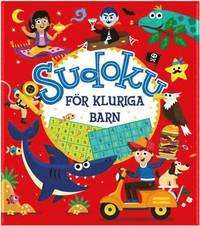 bokomslag Sudoku för kluriga barn