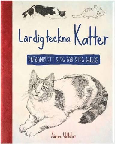 bokomslag Lär dig teckna katter