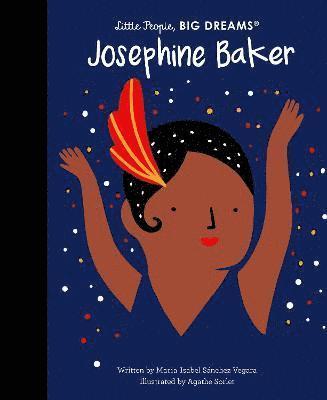 bokomslag Josephine Baker