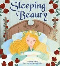 bokomslag Storytime Classics: Sleeping beauty