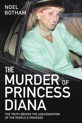 bokomslag Murder of princess diana