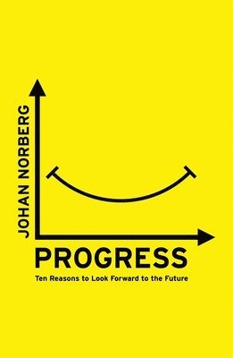 bokomslag Progress: Ten Reasons to Look Forward to the Future