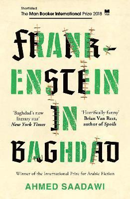 Frankenstein in Baghdad 1