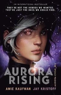 bokomslag Aurora Rising (The Aurora Cycle)