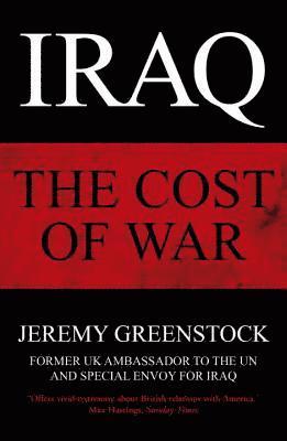 bokomslag Iraq - the cost of war