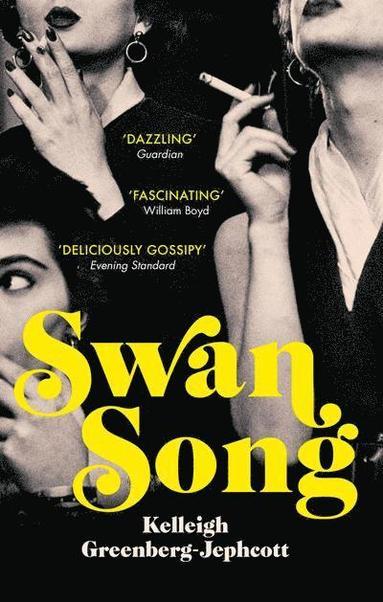 bokomslag Swan Song