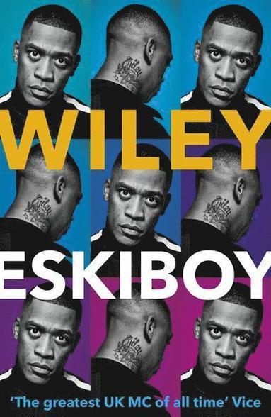 bokomslag Eskiboy
