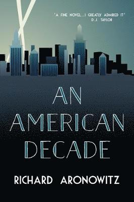 bokomslag American decade