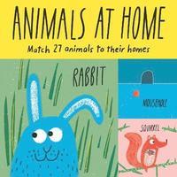 bokomslag Animals at Home