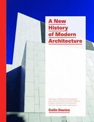 bokomslag A New History of Modern Architecture