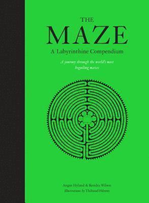 bokomslag Maze: A Labyrinthine Compendium, The:A Labyrinthine Compendium