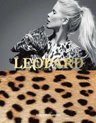 bokomslag Leopard: Fashion's Most Powerful Print