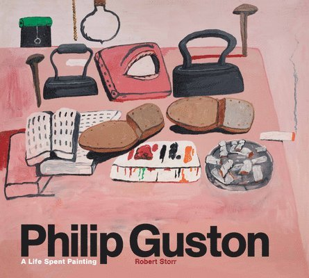 Philip Guston: A Life Spent Painting 1