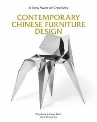 bokomslag Contemporary Chinese Furniture Design: A New Wave of Creativity