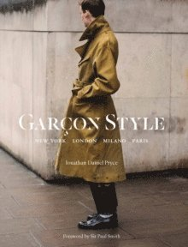 bokomslag Garcon Style: New York, London, Milano, Paris