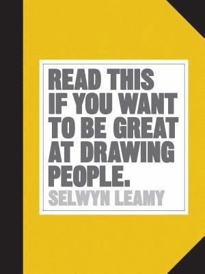 bokomslag Read This if You Want to be Great at Drawing People