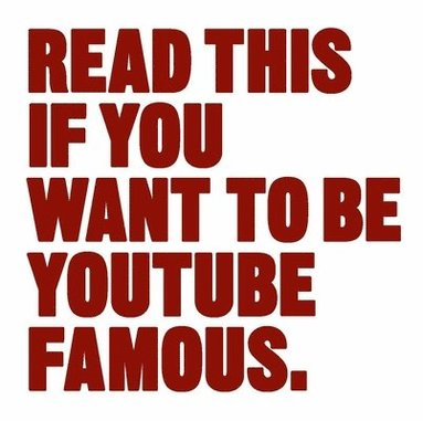 bokomslag Read This if You Want to Be YouTube Famous