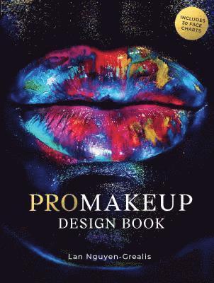 bokomslag ProMakeup Design Book