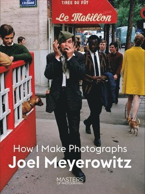 bokomslag Joel Meyerowitz: How I Make Photographs