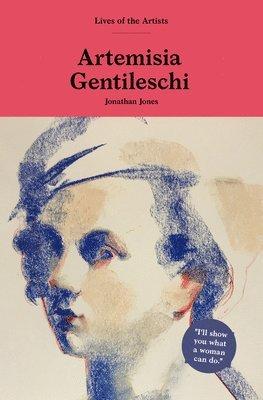 bokomslag Artemisia Gentileschi