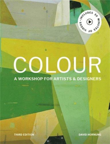 bokomslag Colour Third Edition: A workshop for artists and designers