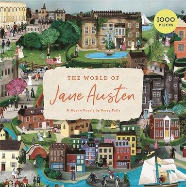 bokomslag The World of Jane Austen