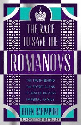 bokomslag The Race to Save the Romanovs