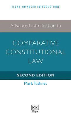 bokomslag Advanced Introduction to Comparative Constitutional Law