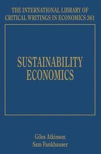 bokomslag Sustainability Economics