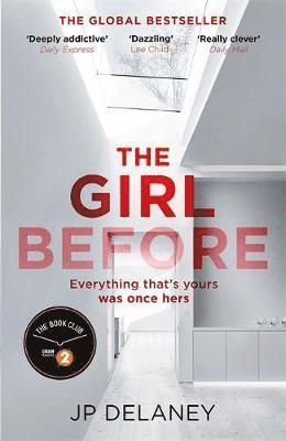 bokomslag The Girl Before