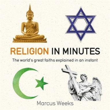 bokomslag Religion in minutes